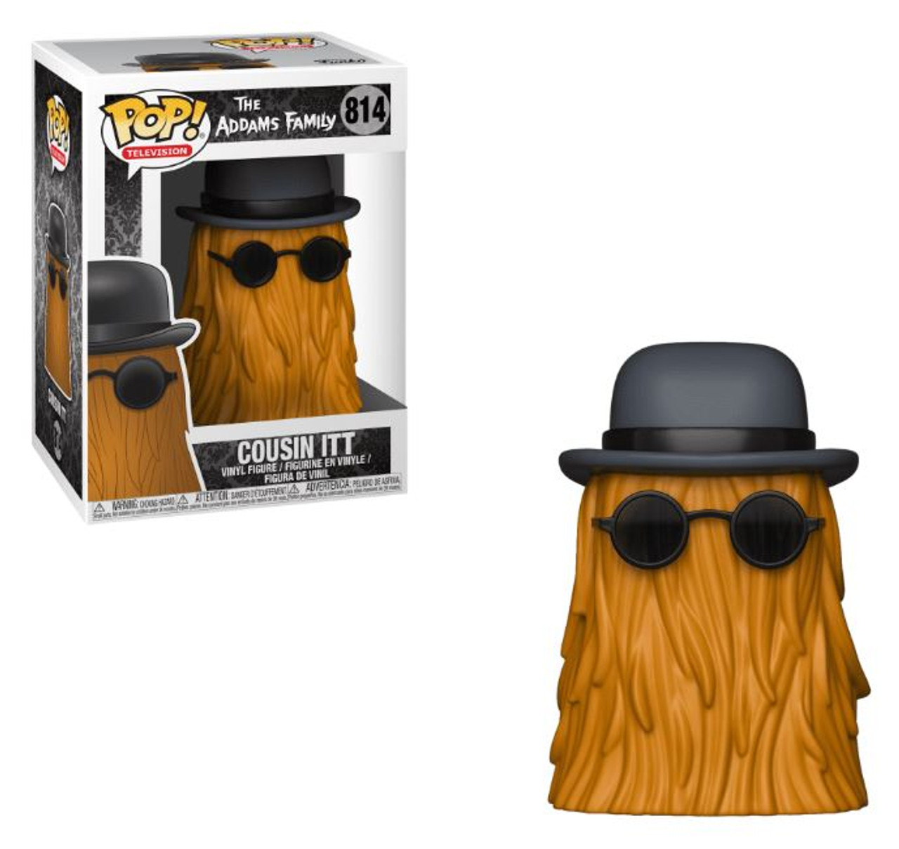 Addams Family - Cousin Itt Pop! Vinyl