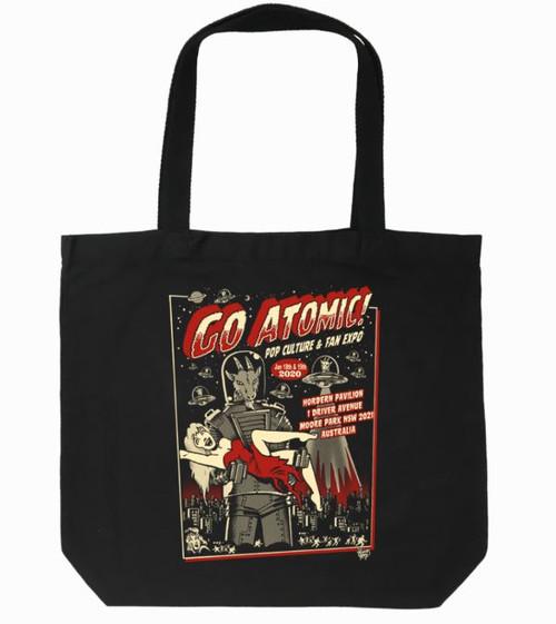 Go Atomic! Tote Bag