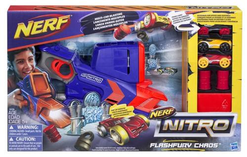 NERF NITRO - Flashfury Chaos