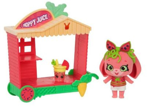 Shopkins Wild Style Melonie Hops & Hoppy Juice Cart