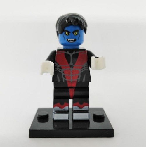 Minifigure (Small) Nightcrawler (21)