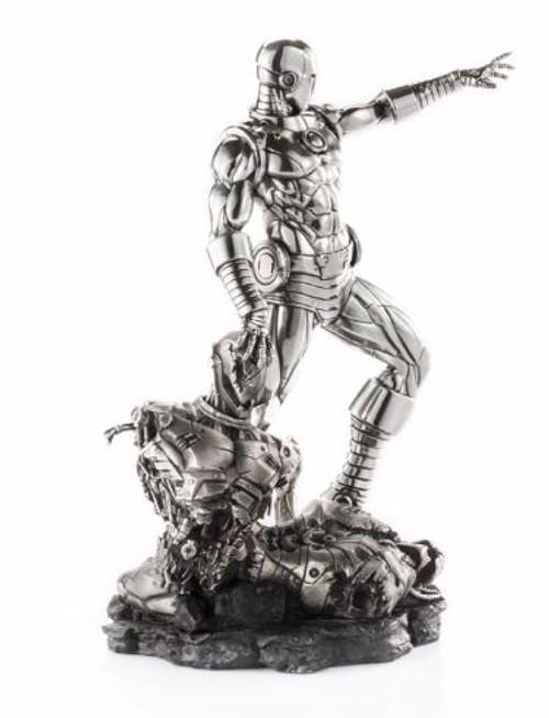 Limited Edition Iron Man & Ultron Replica