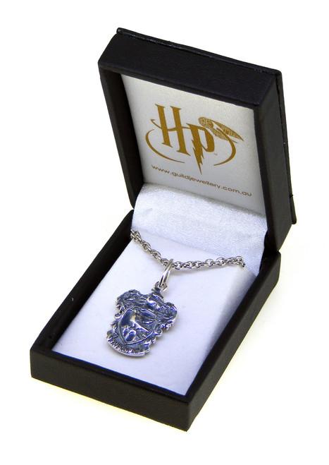 Harry Potter - Ravenclaw Crest - Sterling Silver Pendant