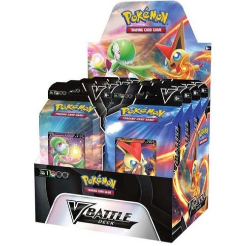 Pokemon TCG: Victini/Gardevoir V Battle Deck