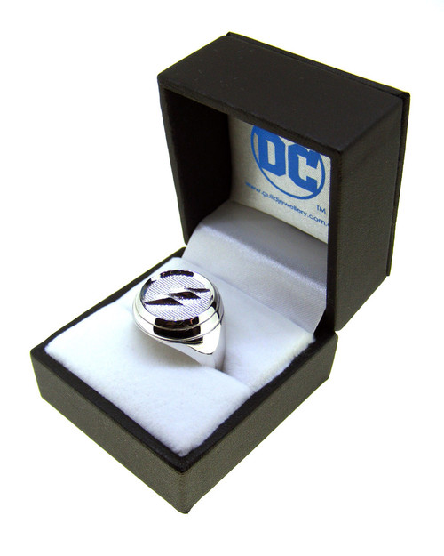 The Flash Sterling Silver Ring
