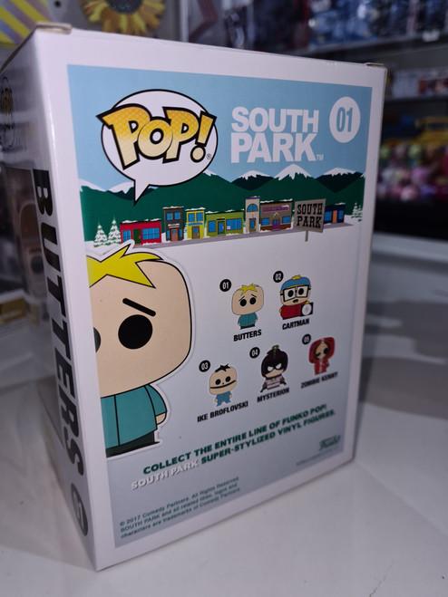 South Park - Butters Pop! Vinyl