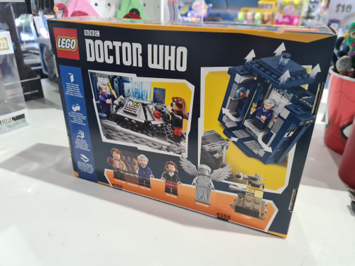 Lego - Doctor Who (21304)