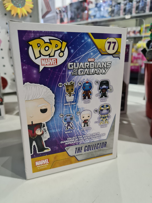 Funko Pop! Guardians of the Galaxy - THE COLLECTOR (77)