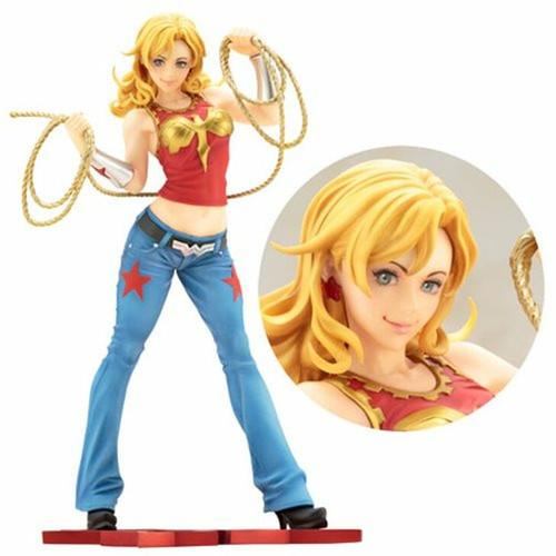 DC Comics Bishoujo Statue - WONDER GIRL (2016)