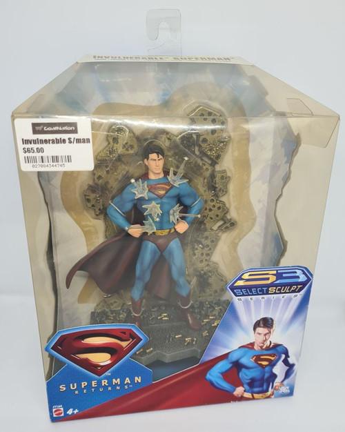 Superman Returns - Invulnerable Superman (2006)