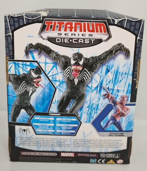 Titanium Series Die-Cast - VENOM (2007)