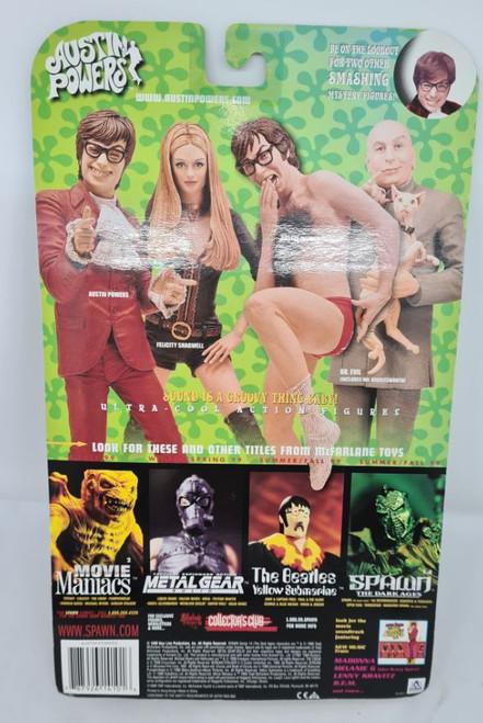 "Austin Powers - AUSTIN POWERS (1999) ""Very shagadelic"" voice chip"