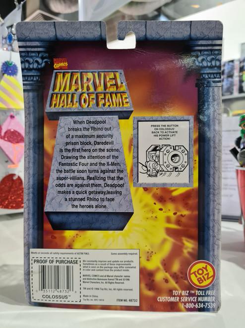 Marvel Hall of Fame - COLOSSUS (1996)