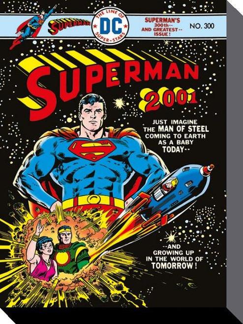 DC Comics - Superman 2001 - Canvas