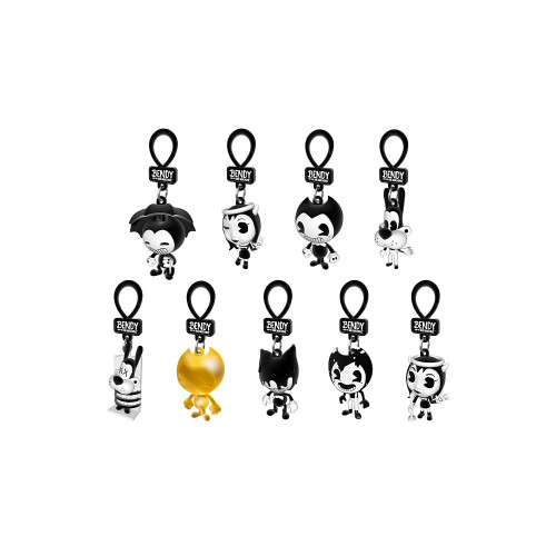 Bendy and the Ink Machine - Collector Clips Blind Bag (Single Bag)