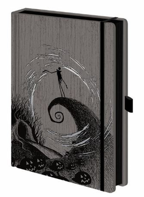 The Nightmare Before Christmas - Premium Notebook (A5)