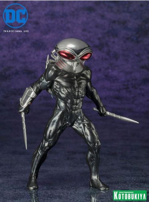 DC Universe Black Manta Forever Villans ARTFX+ Statue