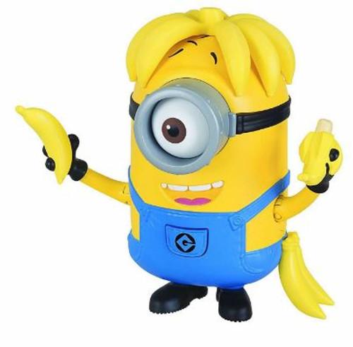 Despicable Me 3 Banana Crazy Carl Deluxe Action Figure