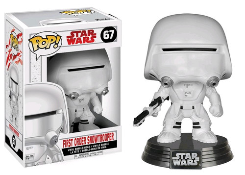 Star Wars - First Order Snowtrooper Episode VIII The Last Jedi Pop! Vinyl