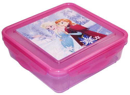Frozen Fever Snap Sandwich Container