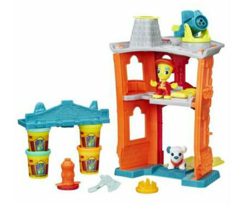 Play-Doh Firehouse