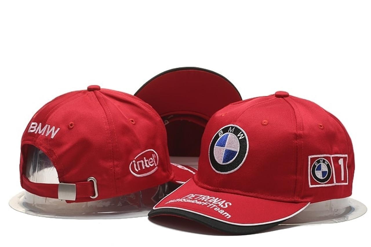 14daec4b705 bmw themed Embroided snapback hat cap - BenzinOOautos