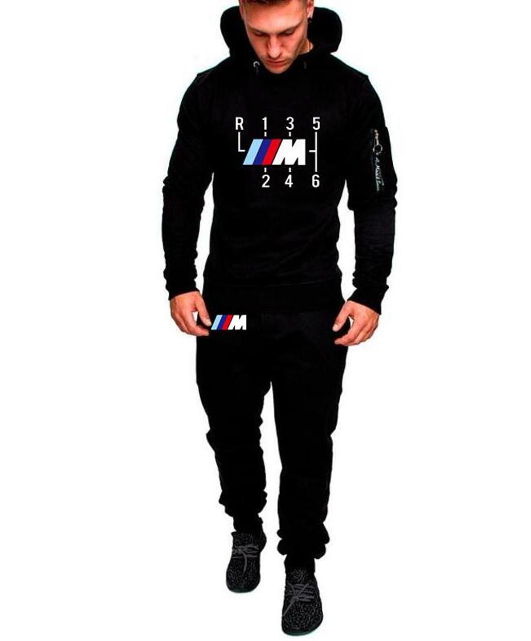 NEW BMW M Power Hoodie Hoody Hooded Sweatshirt Jumper Pullover