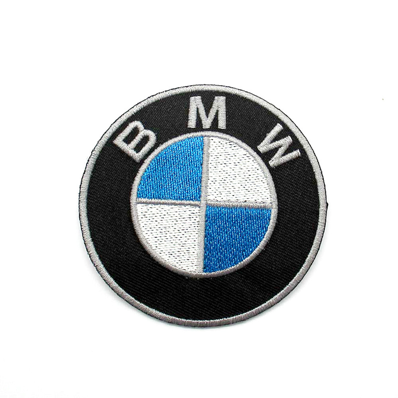 Buy BMW themed Iron on logo embroidery patches 20pcs 3inch- High quality  trusted automotive car spare parts and accessories cool gadgets, badges  logo from benz, audi , bmw , toyota, tesla benzinooautos.org