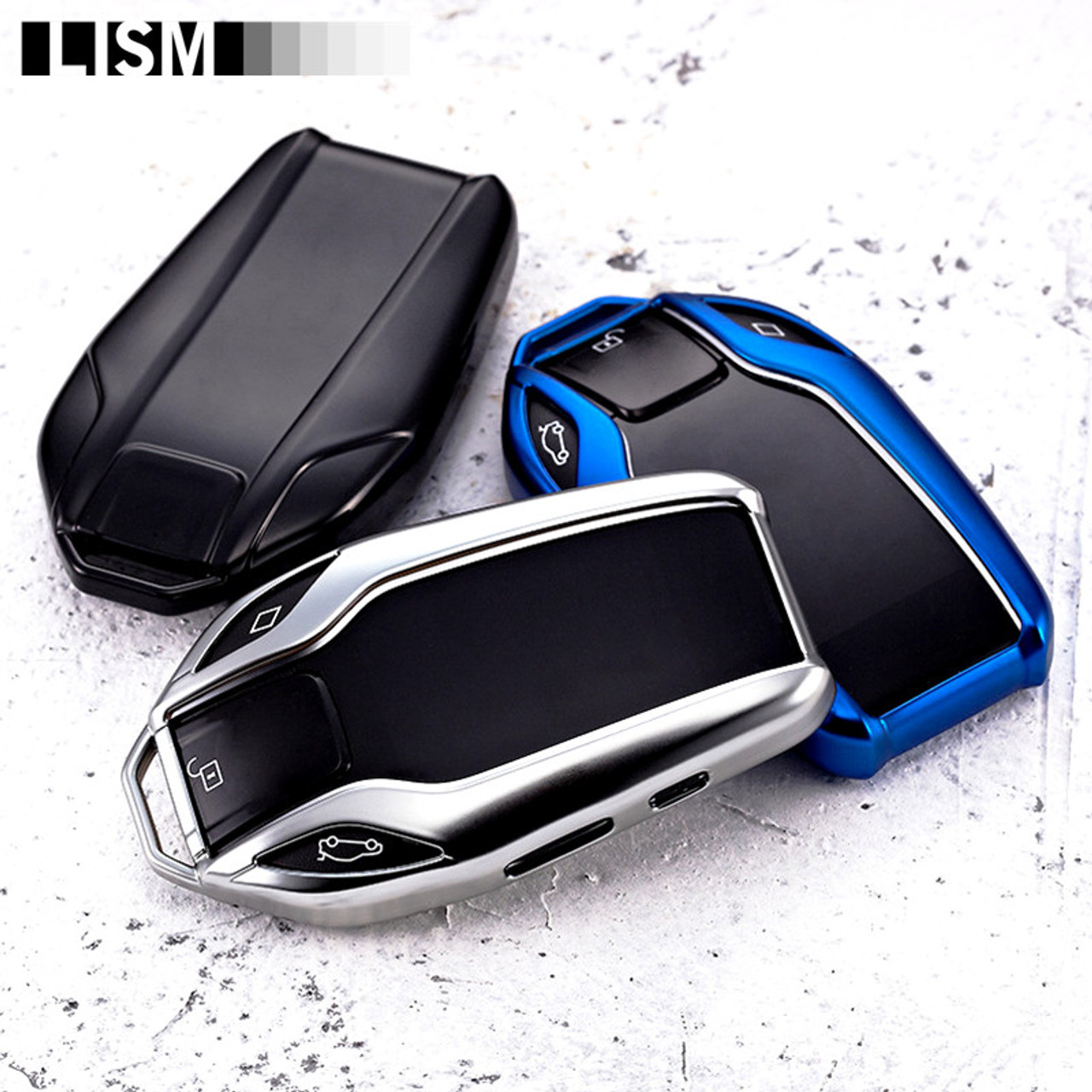Remote Smart Car Key Case Cover For Bmw 7 Series New 730li 740li 750li 760li G11 G12 2016 2017 2018 Protective Shell Accessories In Key Case For Car From Automobiles Motorcycles On Aliexpress Com