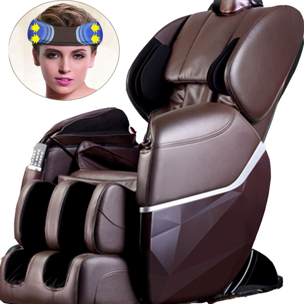 i-8351 massage chair  brown