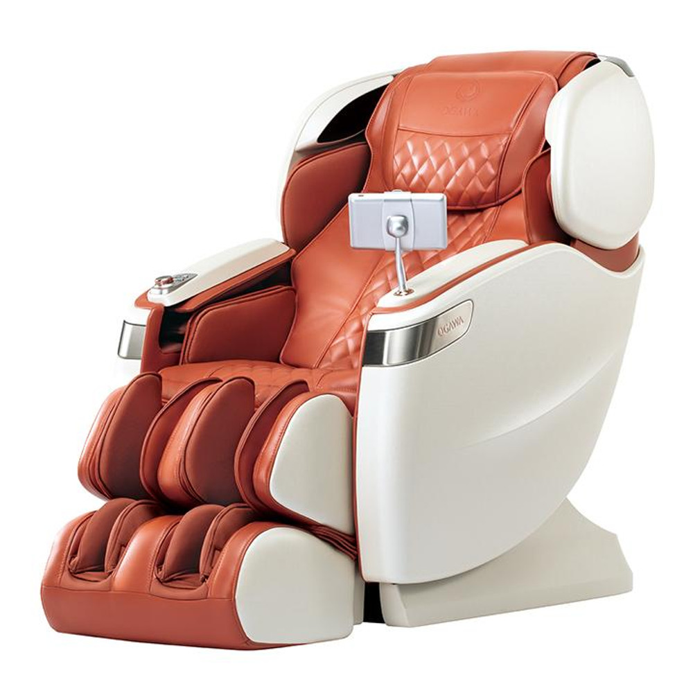 Ogawa Master Drive Massage chair  4D SPA  FOX RED