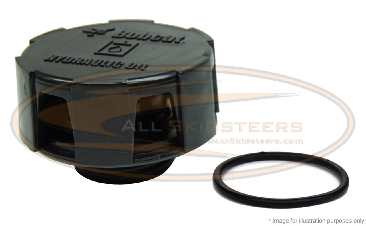 Hydraulic Oil Cap ( Non Vented ) for Bobcat | Replaces # 6728149