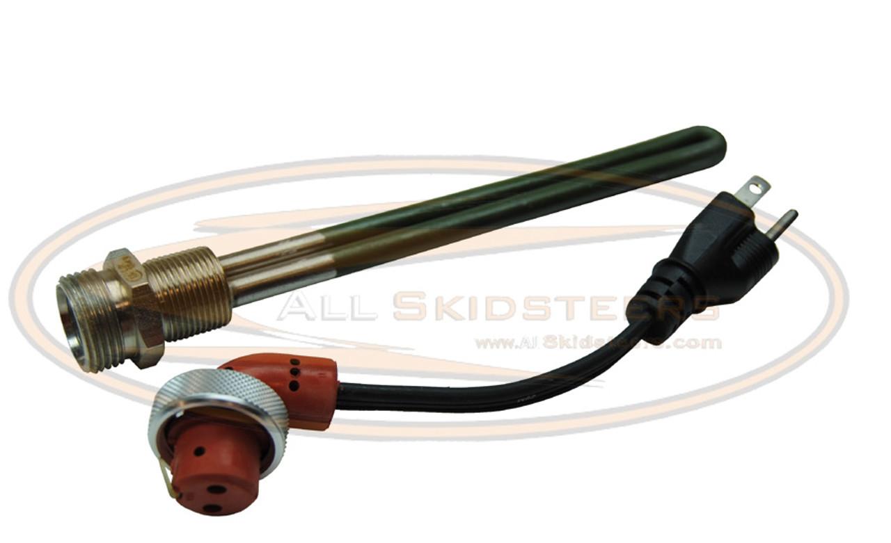 Block-Oil Pan Heater ( Deutz Engine ) for Bobcat® 863 864 873 883 |  Replaces OEM # 6725971
