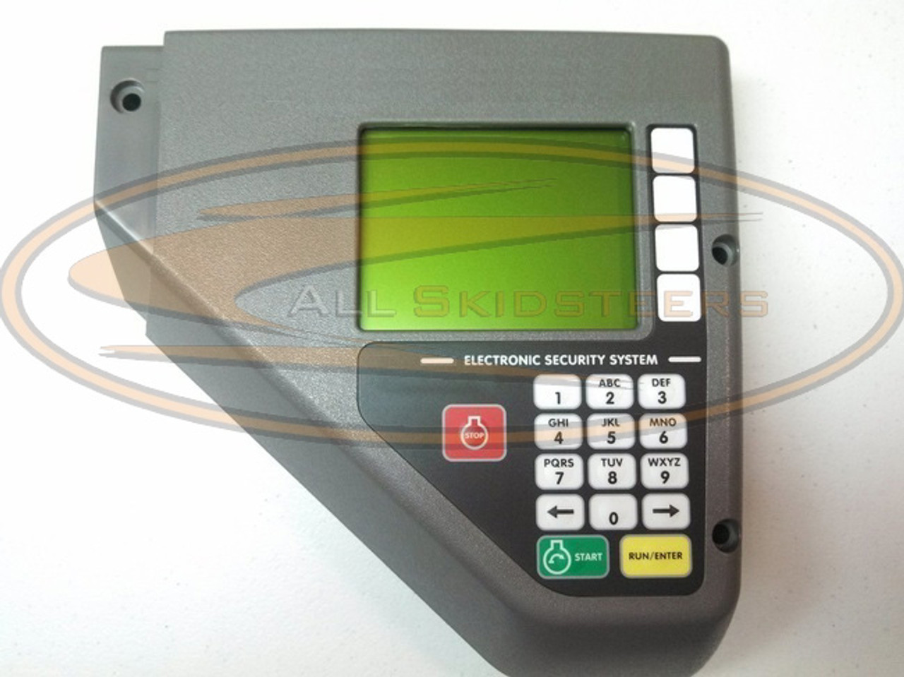 Right Keyless Control Panel for Bobcat Skid Steer   Replaces OEM # 6688403