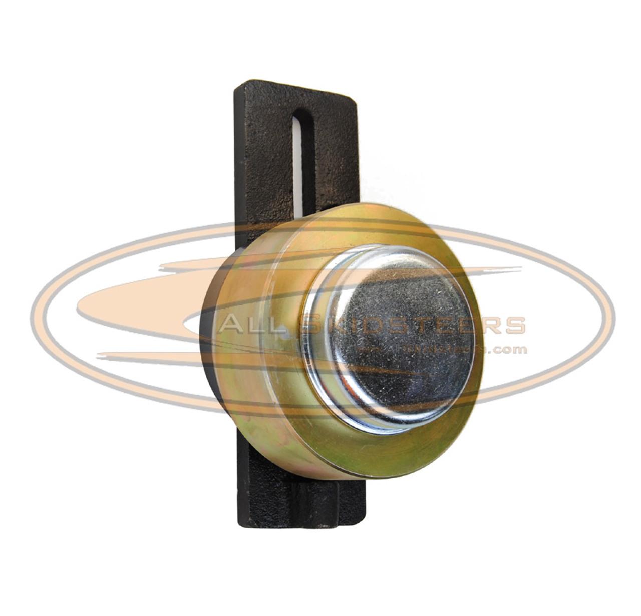 drive belt tensioner pulley for bobcat toolcat 5600 replaces oem 6735884 all skidsteers inc. Black Bedroom Furniture Sets. Home Design Ideas
