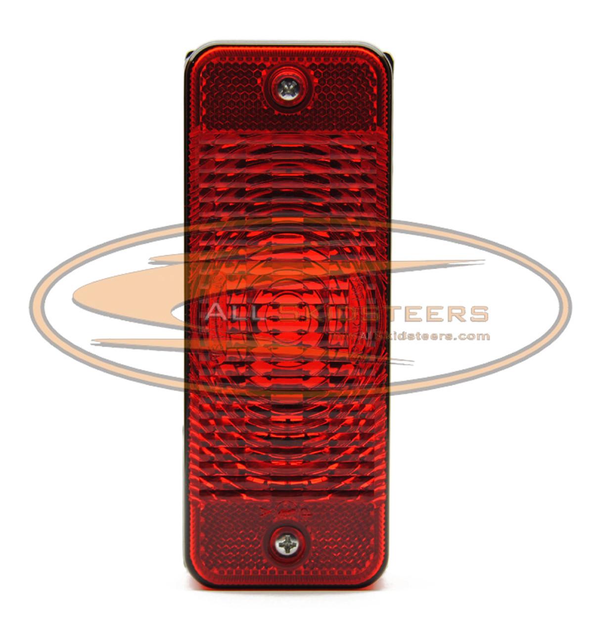 Red Tail Light Lens Kit For 751 753 763 773 863 864 873 883 963 S100