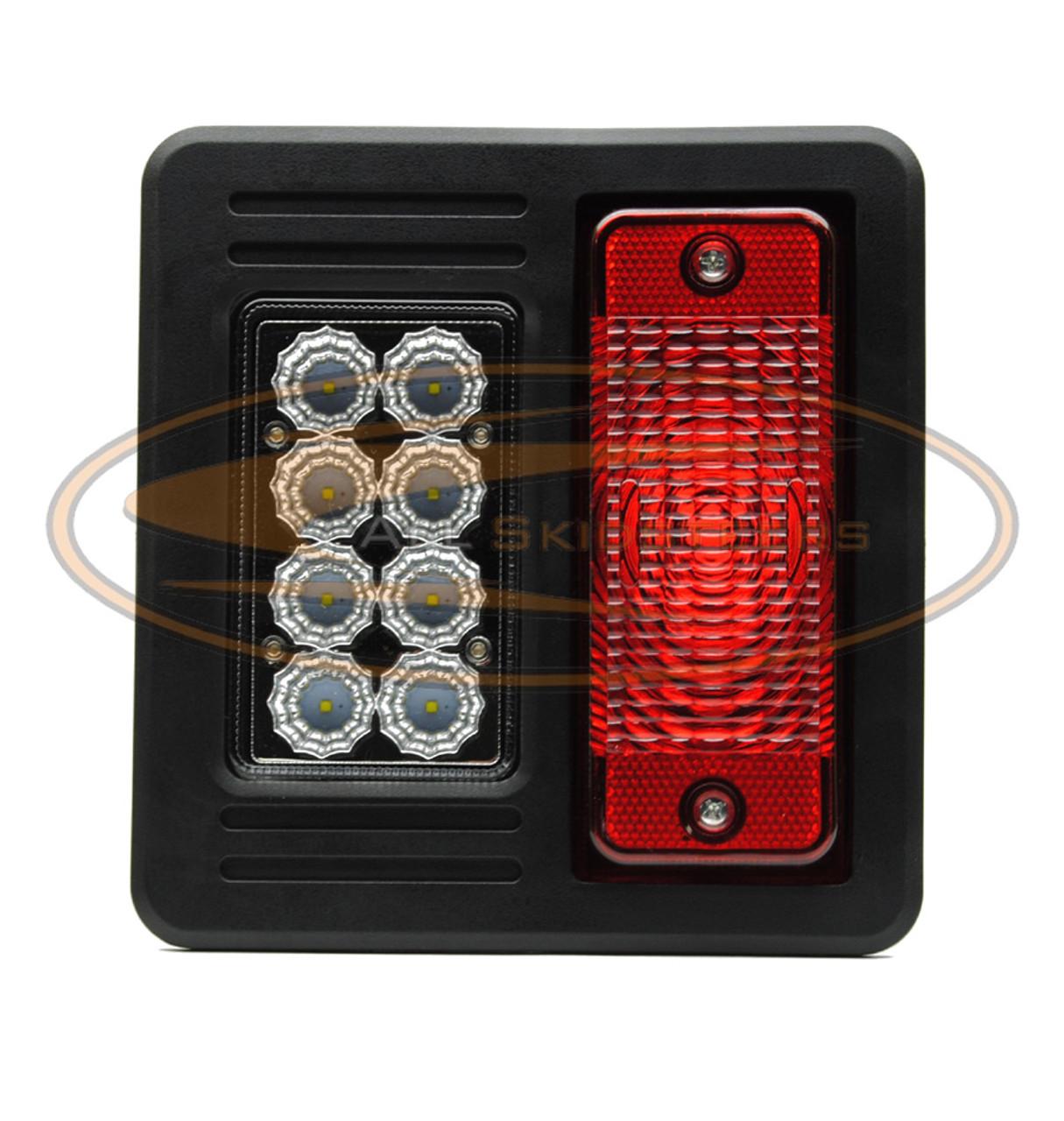 Bobcat Led Tail Light Assembly Replaces Oem 6670284 Plug Play