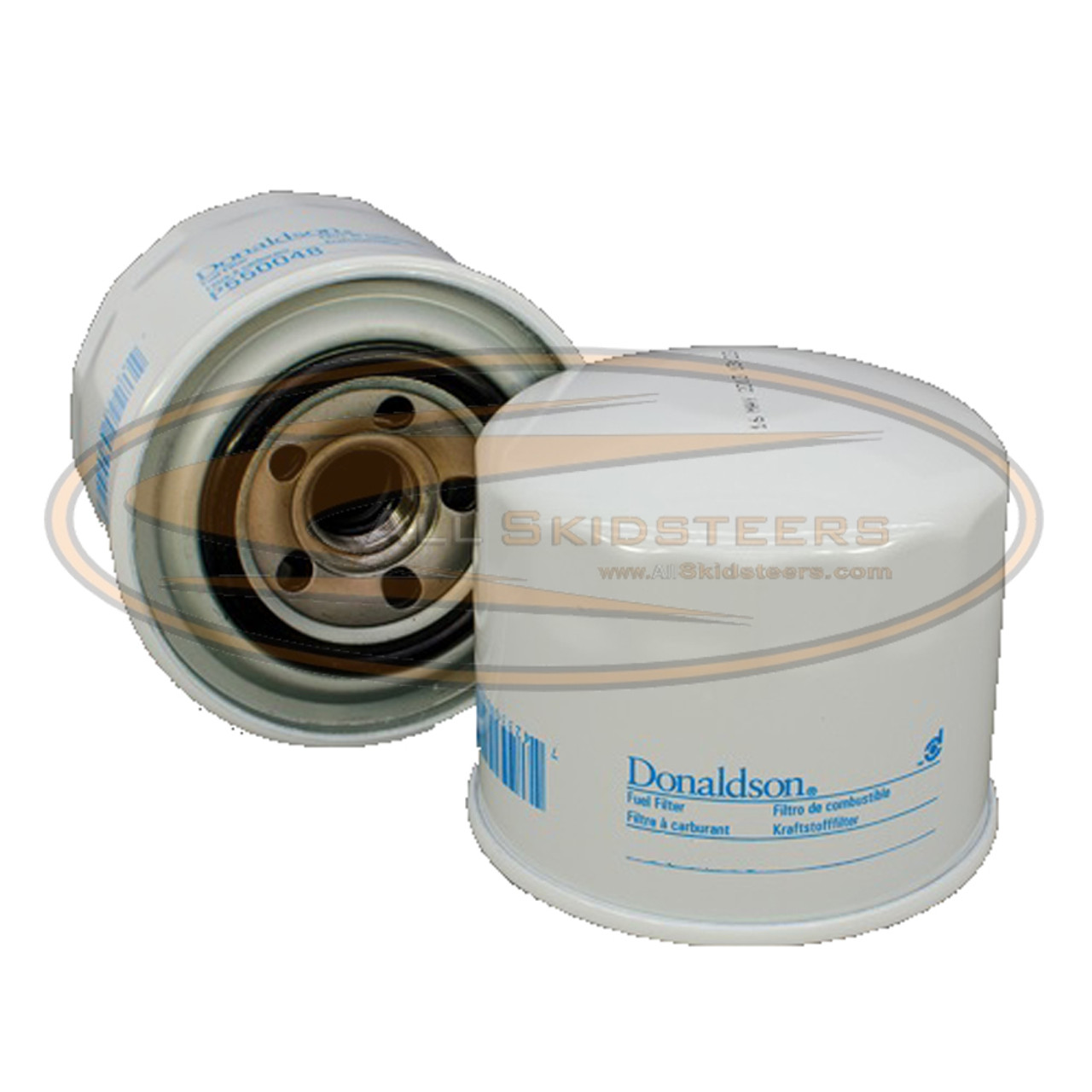 Fuel Filter for Takeuchi | Replaces OEM # Y129907-55801 - All Skidsteers,  Inc.AllSkidsteers