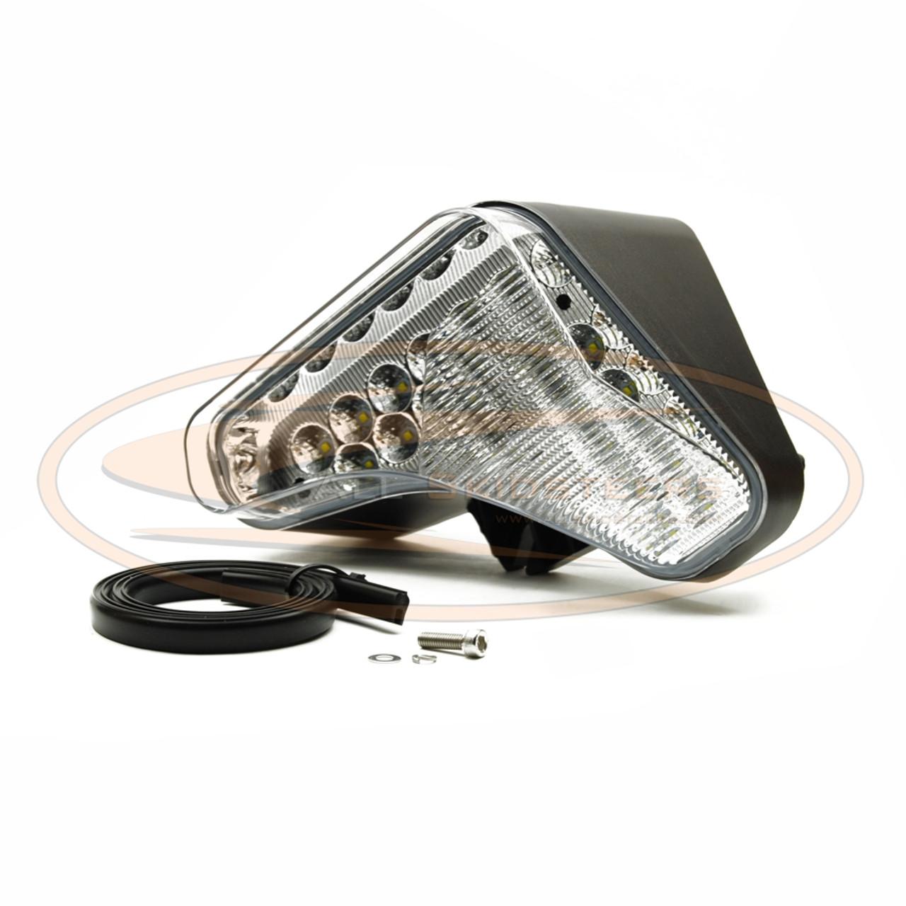 S740 S850 T740 T590 T595 S570 T550 Complete LED Light Kit for Newer Bobcat Skit Steer Models S510 S770 S650 S590 S630 T450 T750 + Fits A770 T650 T630 S450 S550 S530 S750 S595