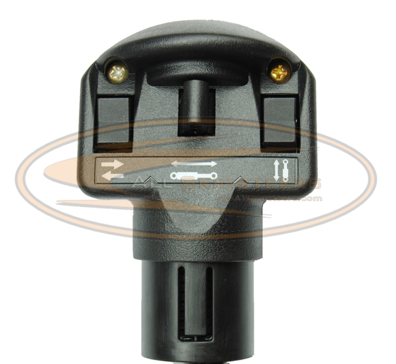 Left Auxiliary Four Switch Handle for Bobcat Skid Steer | Replaces OEM #  6680419