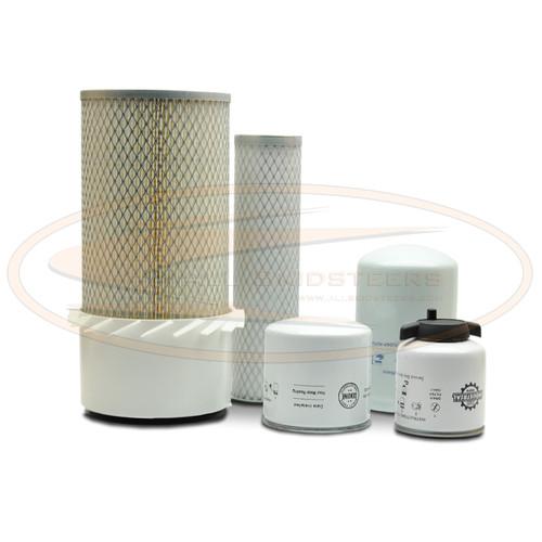 Bobcat Air Filter Set S250 S300 S220 T250 T300 Skid Steer 6681474 6681475