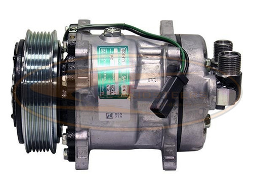 Air Conditioning Compressor for Bobcat® Skid Steer