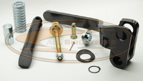 Lower Tilt Pin for Case® Skid Steer | Replaces OEM # 9614349