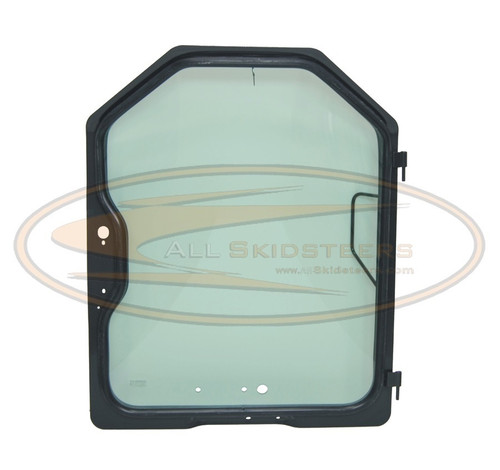 Front Door Frame With Glass for Bobcat G Series | Replaces OEM # AK-  7109665-2 Not Eligible for Free Shipping