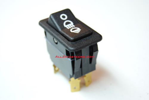 H / ISO Rocker Switch for Bobcat® | Replaces OEM # 6683812