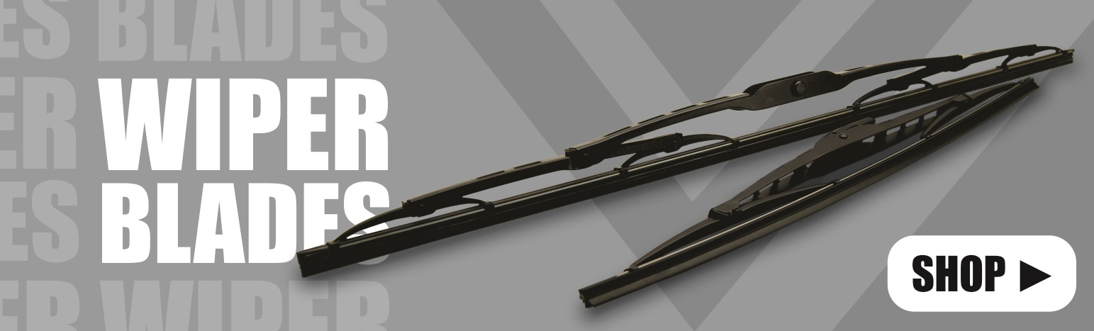 windshild wipers for skid steer loaders