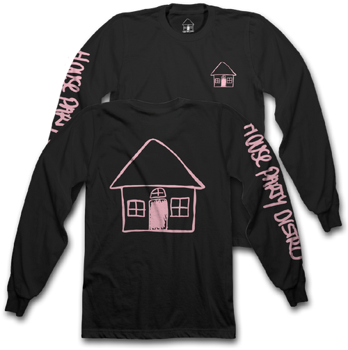 House Party Distro Long Sleeve