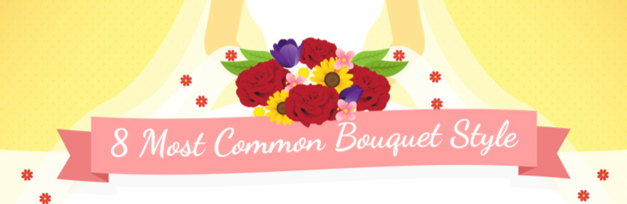 8 Most Common Bouquet Styles