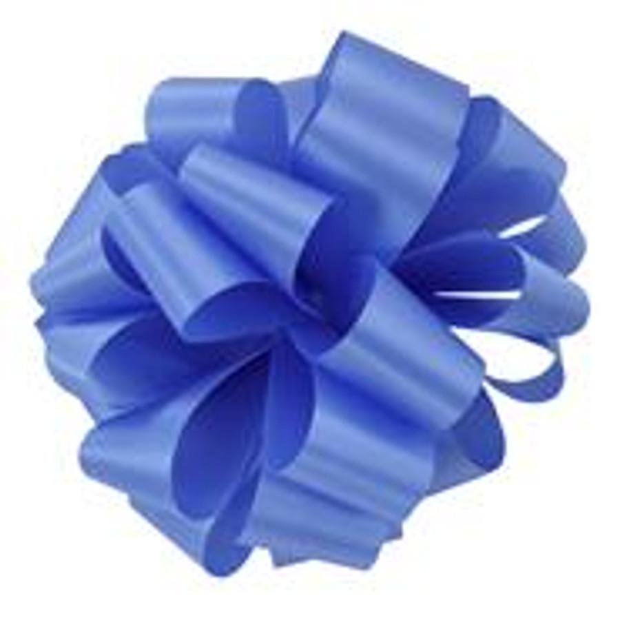 #3 SATIN TRU BLUE 100YDS