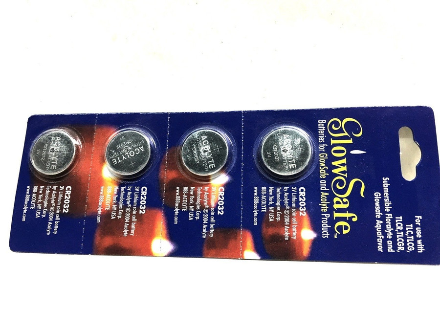 Acolyte Batteries CR2450 4pack